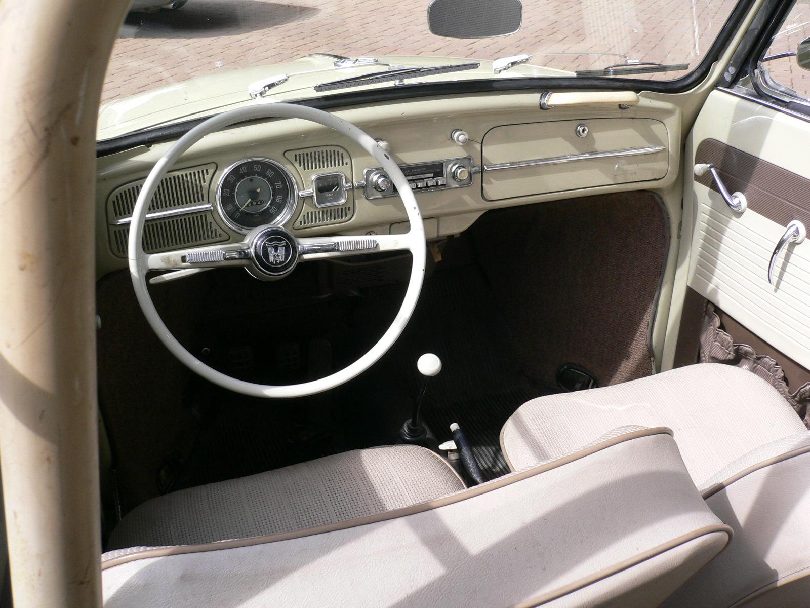 1964 Volkswagen Beetle Interior Pictures Cargurus