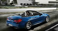 2013 BMW M6, Back quarter view., exterior, manufacturer