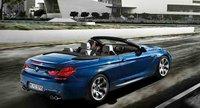 2013 BMW M6, Back quarter view., exterior, manufacturer, gallery_worthy