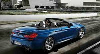 2013 BMW M6, Back quarter view., manufacturer, exterior