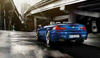 2013 BMW M6, Back view., exterior, manufacturer, gallery_worthy