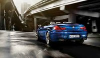 2013 BMW M6, Back view., manufacturer, exterior