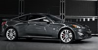2013 Hyundai Genesis Coupe, Side view., exterior, manufacturer
