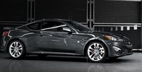 2013 Hyundai Genesis Coupe, Side view., manufacturer, exterior