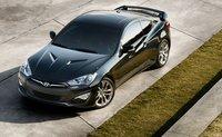 2013 Hyundai Genesis Coupe, Front View., exterior, manufacturer