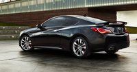 2013 Hyundai Genesis Coupe, Back quarter view., exterior, manufacturer
