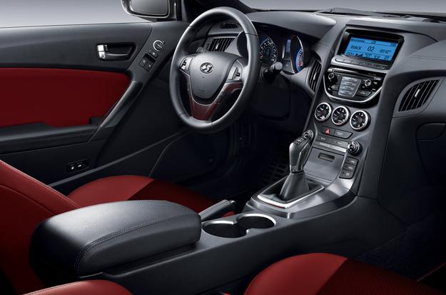 2013 Hyundai Genesis Coupe Interior Pictures Cargurus
