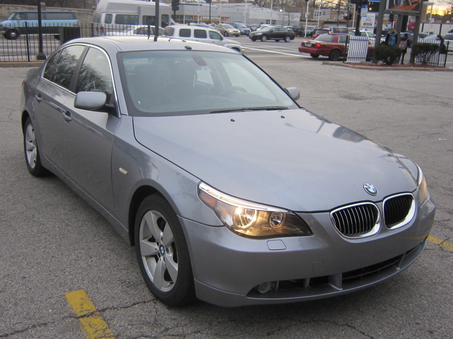 Picture of 2006 BMW 5 Series 525xi Sedan AWD, exterior, gallery_worthy