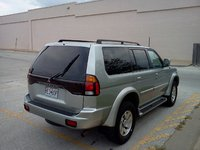 Picture of 2001 Mitsubishi Montero Sport Limited 4WD, exterior, gallery_worthy