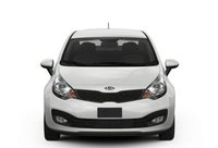 2013 Kia Rio, Front View copyright AOL Autos., exterior, manufacturer
