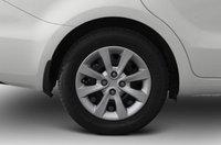 2013 Kia Rio, Front tire copyright AOL Autos., exterior, manufacturer