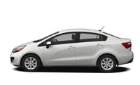 2013 Kia Rio, Side View copyright AOL Autos., exterior, manufacturer
