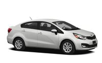 2013 Kia Rio, Front quarter view copyright AOL Autos., exterior, manufacturer