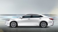 2013 Lexus ES 350, Side View., exterior, manufacturer