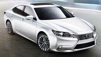2013 Lexus ES 350, Front quarter view ., exterior, manufacturer