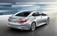 2013 Lexus ES 350, Back quarter view., exterior, manufacturer