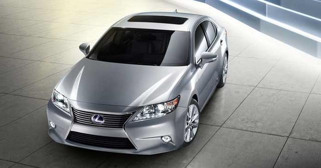 2013 Lexus ES 350, Front View., exterior, manufacturer