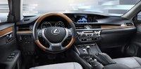 2013 Lexus ES 350, Front Seat., interior, manufacturer