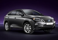 Picture of 2013 Lexus RX 450h, manufacturer, exterior