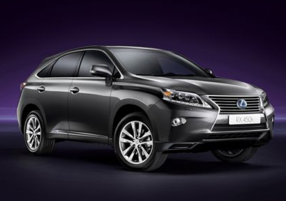 Picture of 2013 Lexus RX 450h