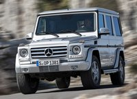 2013 Mercedes-Benz G-Class Overview