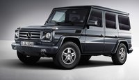 2013 Mercedes-Benz G-Class, Front quarter view., manufacturer, exterior