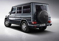 2013 Mercedes-Benz G-Class, Back View., manufacturer, exterior