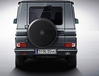 2013 Mercedes-Benz G-Class, Back View., exterior, manufacturer