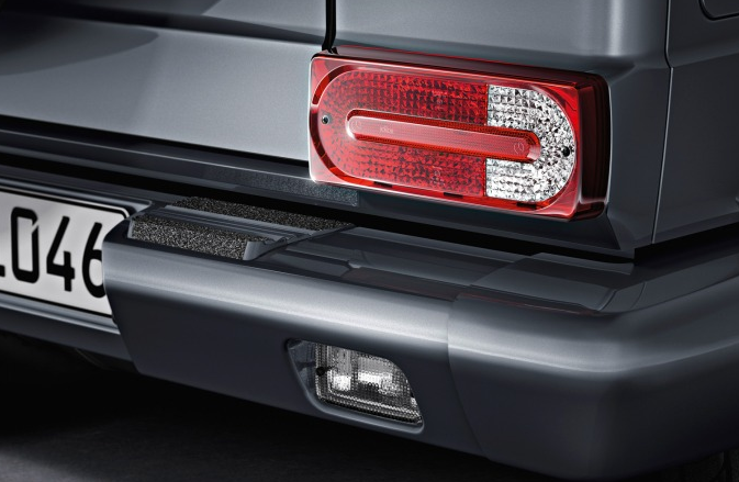 2013 Mercedes-Benz G-Class, Tail light., exterior, manufacturer
