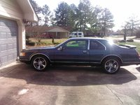 Picture of 1988 Lincoln Mark VII Bill Blass, exterior, gallery_worthy