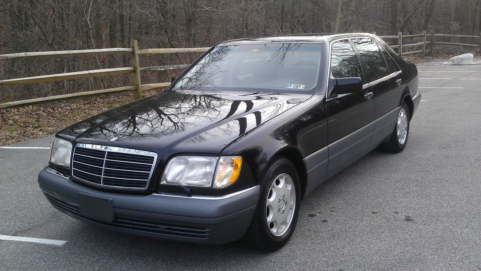 1995 mercedes benz s class exterior pictures cargurus For1995 Mercedes Benz S Class