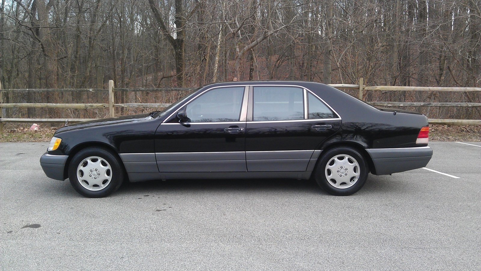 Picture of 1995 mercedes benz s class 4 dr s420 sedan for 1995 mercedes benz s420