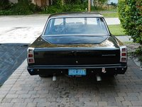 1968 Plymouth Valiant Overview