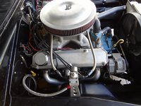 Picture of 1968 Plymouth Valiant, engine