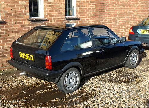 Picture of 1989 Volkswagen Polo