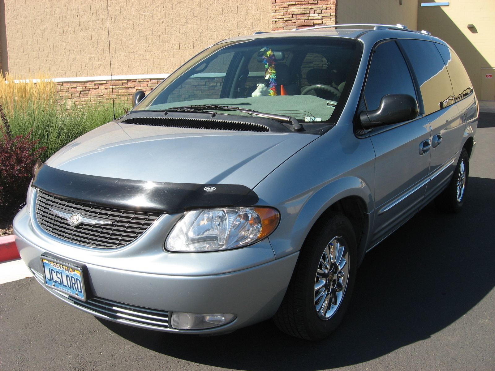 2002 chrysler town country limited picture exterior. Cars Review. Best American Auto & Cars Review