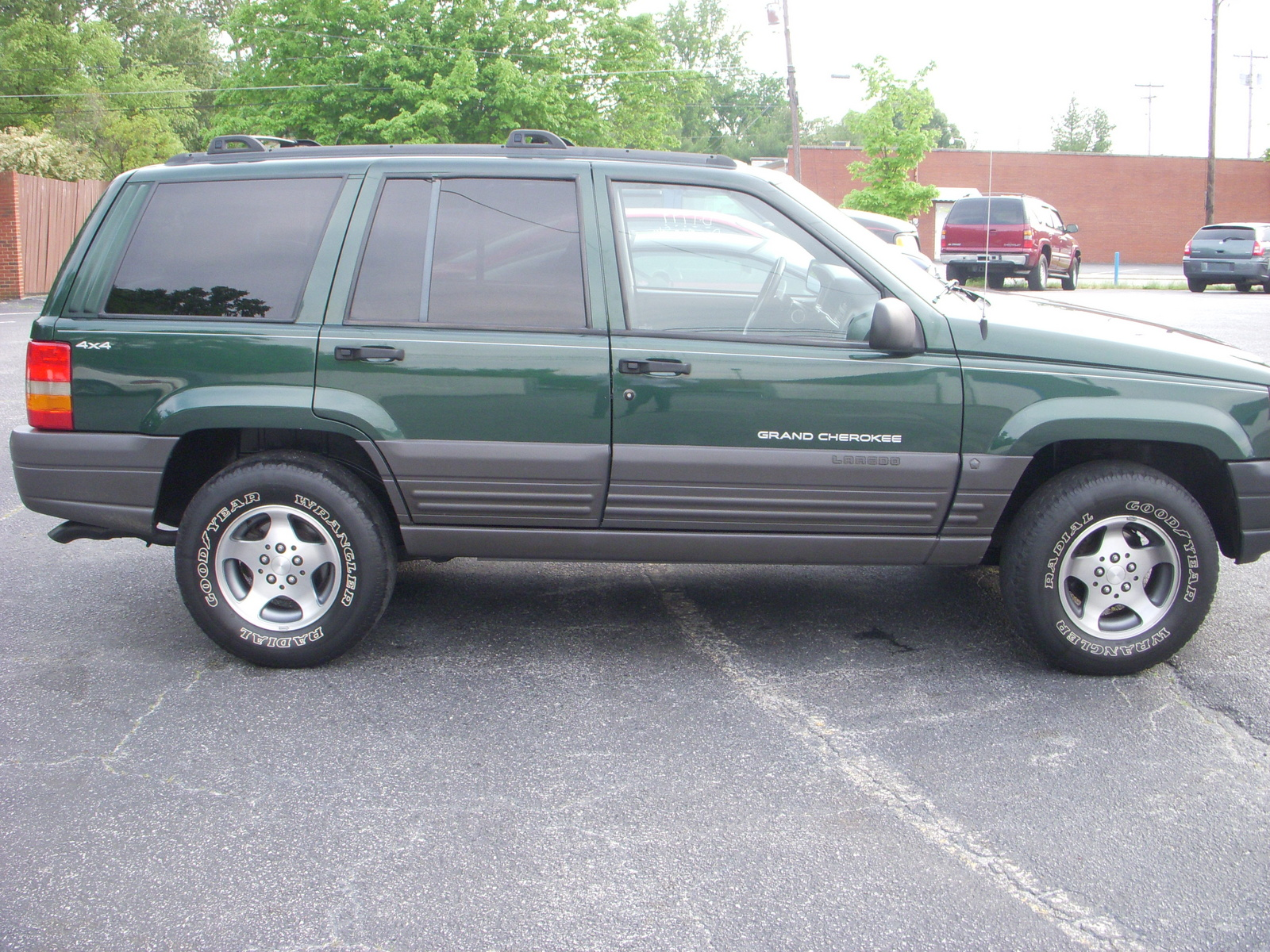 1998 jeep grand cherokee laredo 4wd picture of 1998 jeep grand. Cars Review. Best American Auto & Cars Review