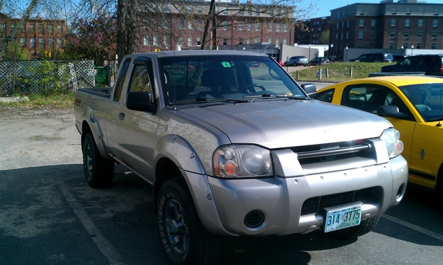 Picture of 2003 Nissan Frontier 2 Dr XE 4WD King Cab SB, exterior, gallery_worthy