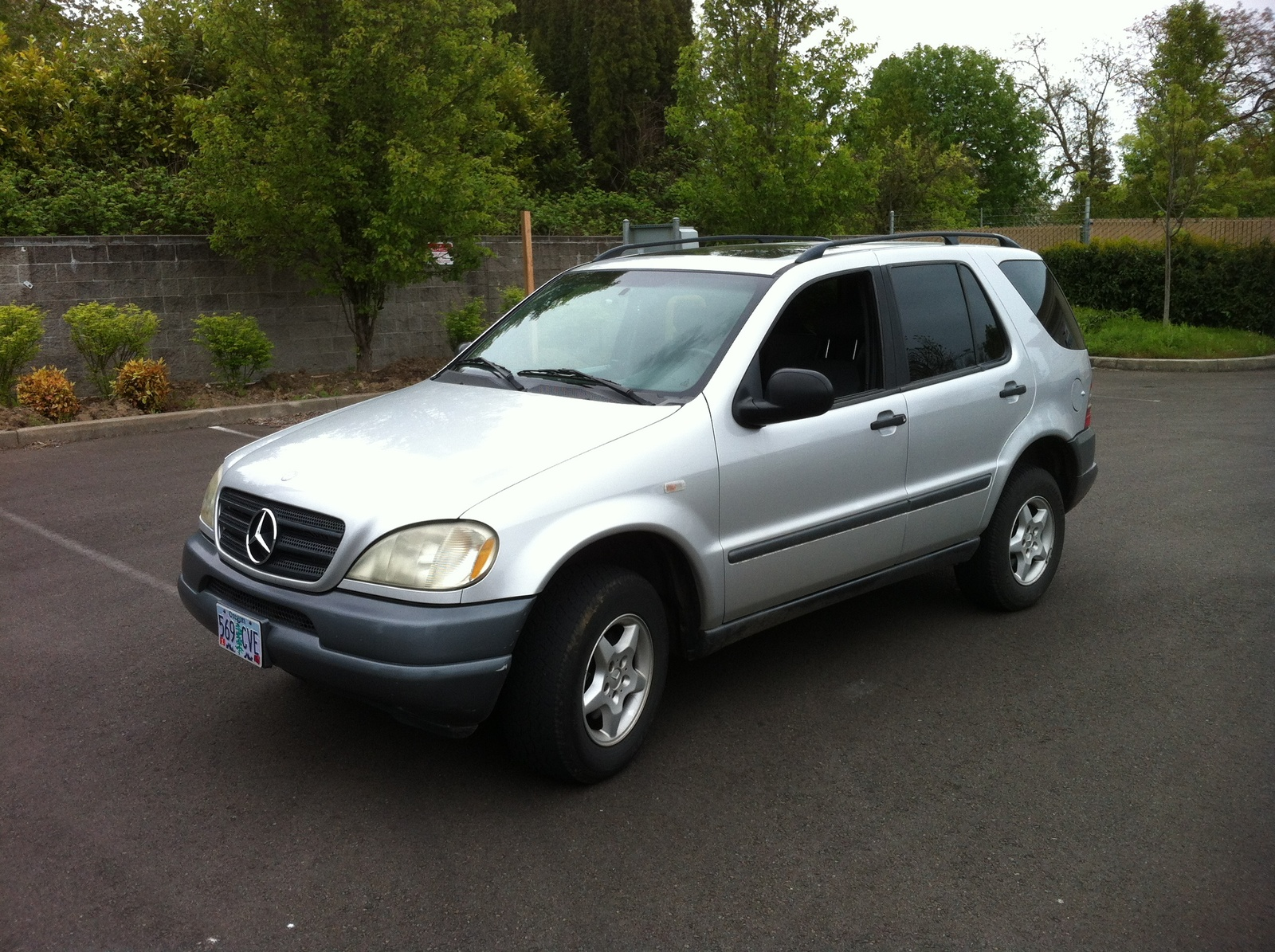 1998 mercedes benz m class pictures cargurus for Ml320 mercedes benz 1998