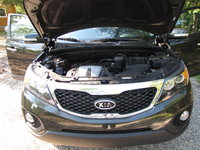 Picture of 2012 Kia Sorento EX, engine, exterior
