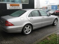 2004 Mercedes-Benz S-Class 4 Dr S430 Sedan picture, exterior