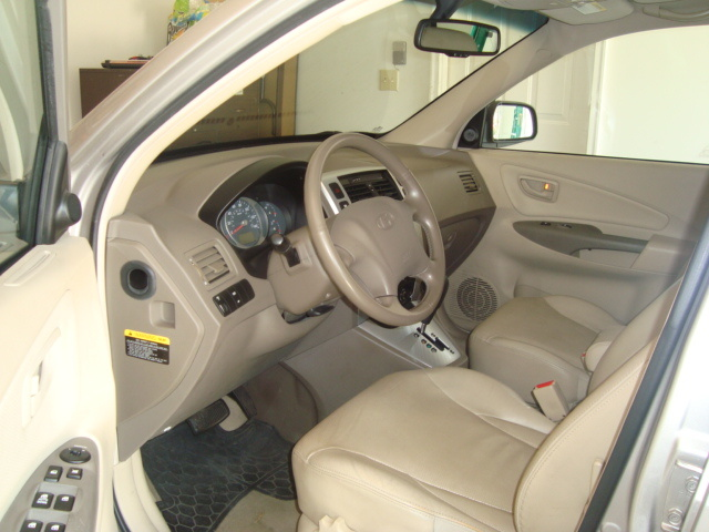 Picture of 2006 Hyundai Tucson Limited 4WD, interior, gallery_worthy
