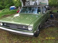 1972 Plymouth Valiant Overview