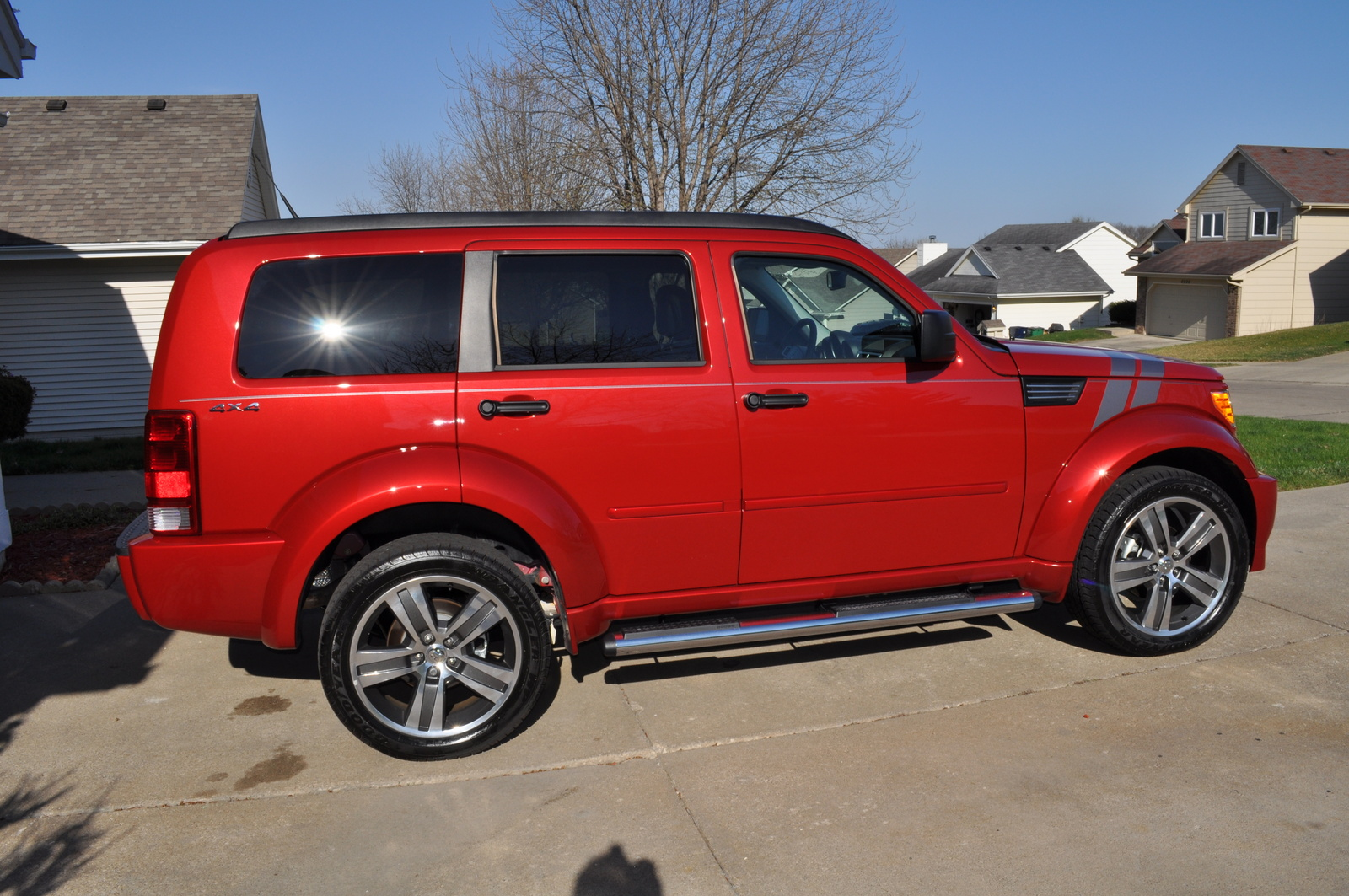 Picture of 2011 Dodge Nitro Shock 4WD, exterior