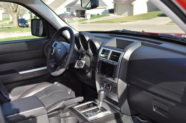 Picture of 2011 Dodge Nitro Shock 4WD, interior