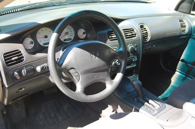 2000 Dodge Intrepid - Interior Pictures - CarGurus