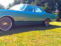 Picture of 1965 Oldsmobile Eighty-Eight, exterior, gallery_worthy