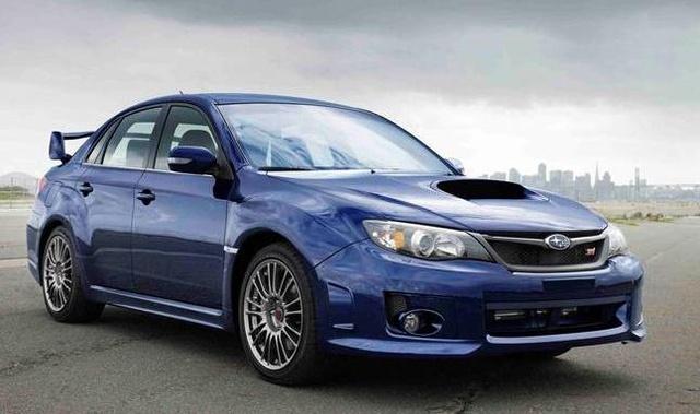 Picture of 2012 Subaru Impreza