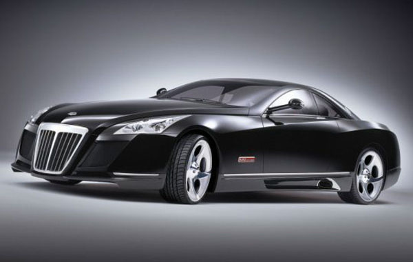 Picture of 2005 Maybach Exelero