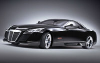 2005 Maybach Exelero Overview